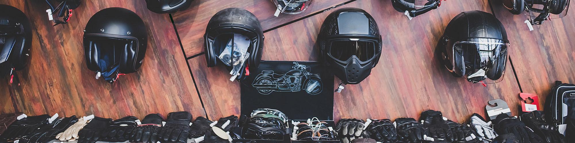 Abbigliamento moto - Parma Retail Parco Commerciale