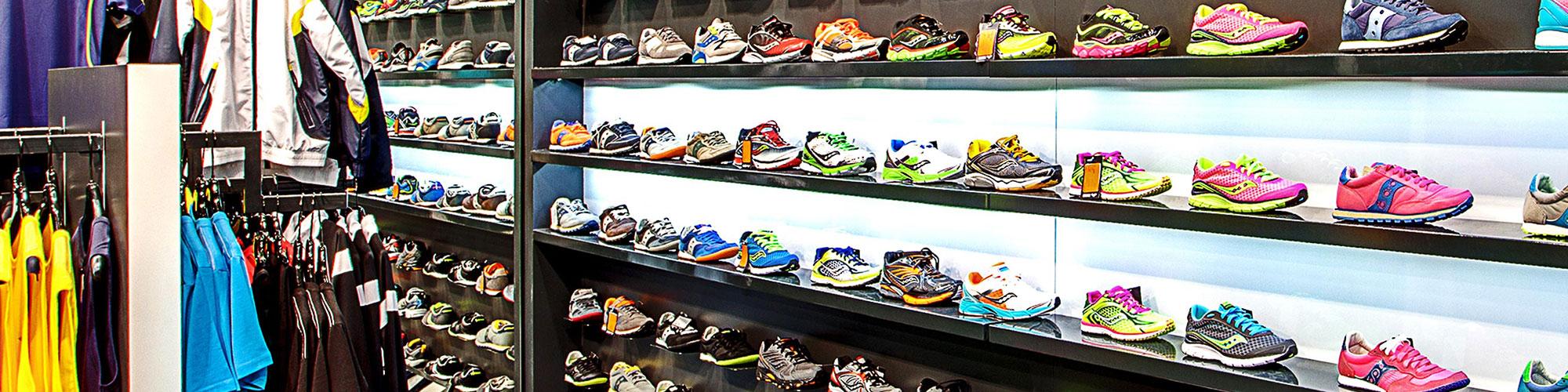 Abbigliamento sportivo - Parma Retail Parco Commerciale