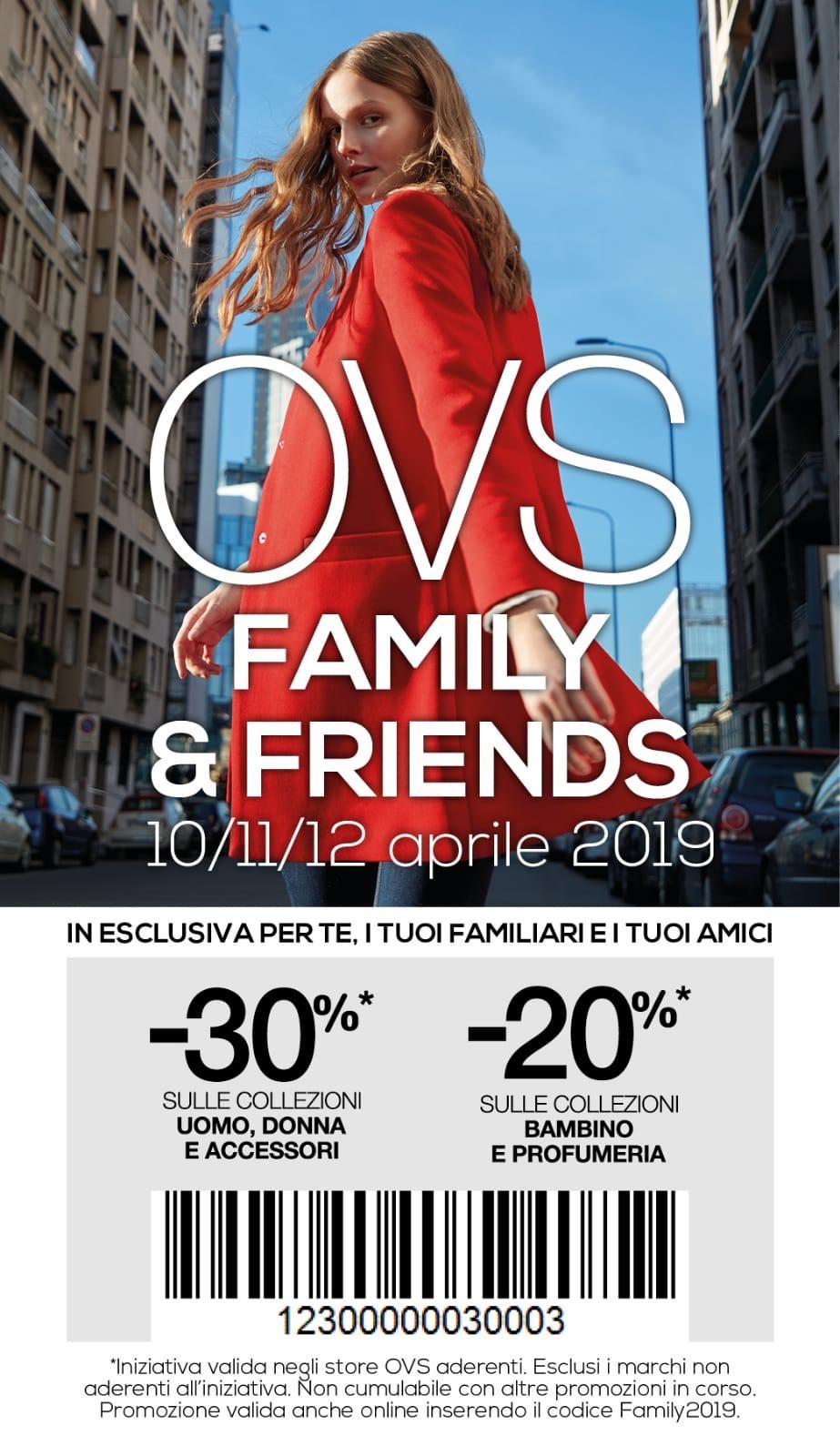 Promozione OVS   Parma Retail